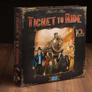 Reseña ¡Aventureros al tren! 10º Aniversario