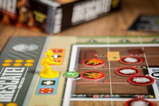 ¡Rescate! juego de mesa