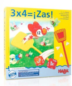 3x4=¡Zas!