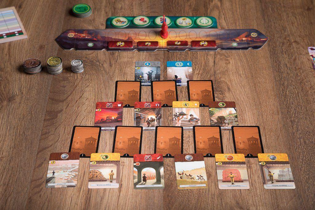 Resultado de imagen para juegos de mesa 7 wonders