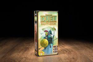 7 wonders Duel entre los diez mejores juegos de mesa
