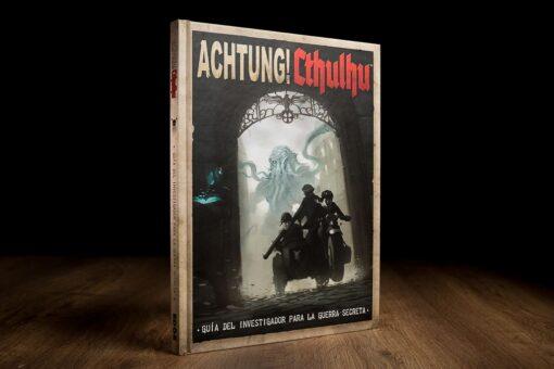 Achtung! Cthulhu guía del investigador