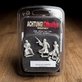 Achtung Cthulhu Black Sun Troopers