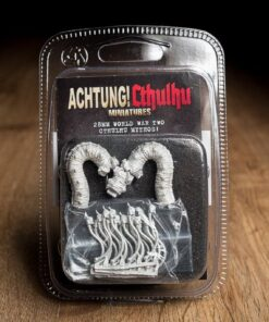 Achtung Cthulhu Chthonians