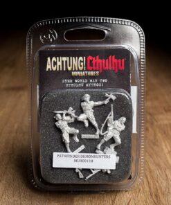 Achtung Cthulhu Pathfinder Demonhunters