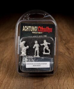 Achtung Cthulhu Servitors of Nyarlathotep