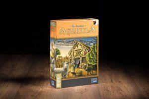 Agrícola, dentro de la lista de los juegos de mesa modernos