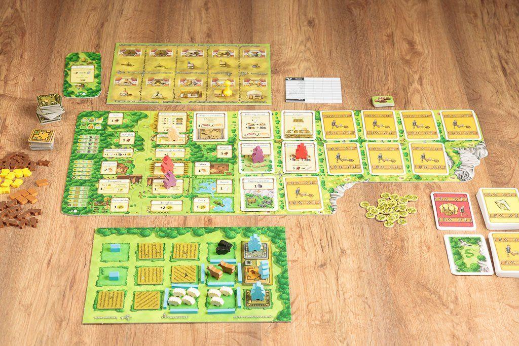 Agrícola es uno de los juegos de gestión de recursos