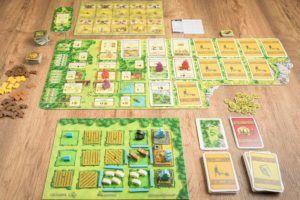 Agrícola, uno de los mejores juegos de mesa para jugar en solitario