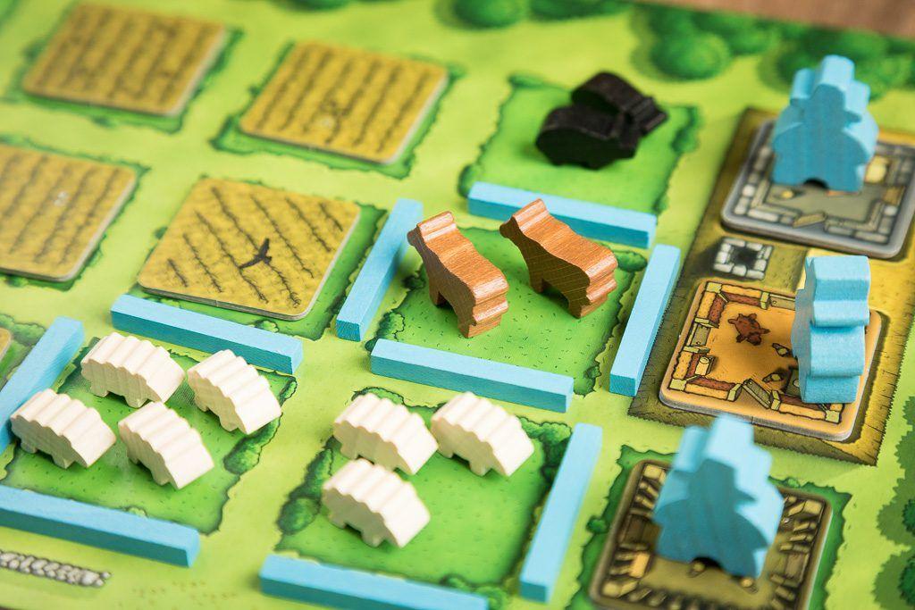 Agricola, juegos de mesa para trasladarte a tiempos lejanos