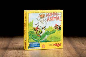 Animal sobre animal, diseñar juegos de mesa
