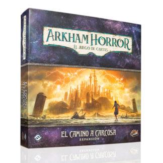 El Camino a Carcosa: Arkham Horror LCG