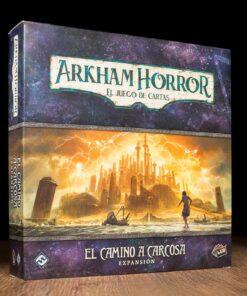 El camino a Carcosa | Arkham Horror LGC
