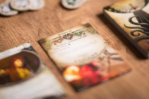 Arkham Horror el juego de cartas