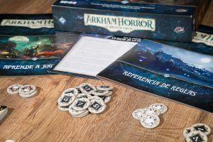 Arkham Horror, juegos de mesa para un jugador