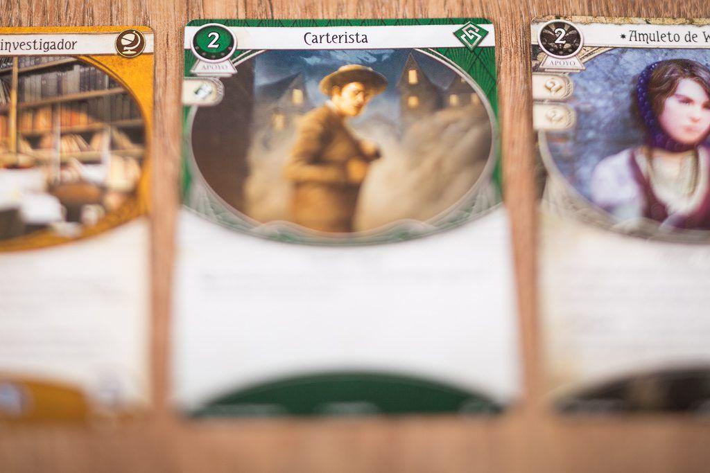 Arkham Horror, juegos de mesa-para un jugador