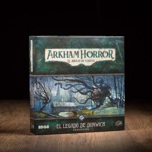 Arkham horror el juego de cartas: el legado de dunwich