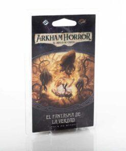 Arkham Horror LCG | El fantasma de la verdad