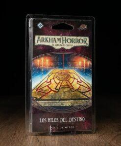 Arkham horror LCG Hilos del destino