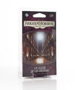 Arkham Horror LCG | La ciudad de los archivos