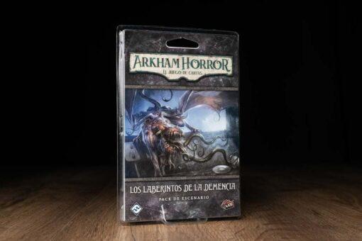 Arkham horror LCG Los laberintos de la demencia