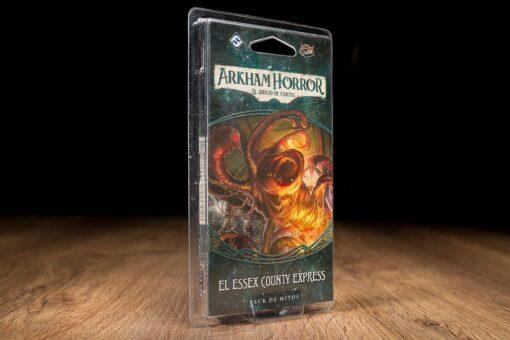 Comprar Arkham Horror LCG | El essex county express