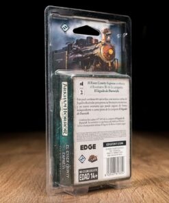 Comprar Arkham Horror LCG | El essex county express