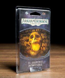 Arkham Horror LCG | El juramento inconfesable