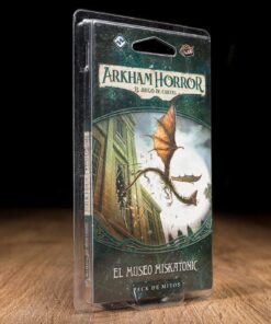 Comprar Arkham Horror LCG | El museo Miskatonic