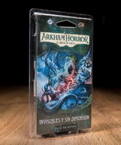 Comprar Arkham Horror LCG | Invisibles y sin dimensión