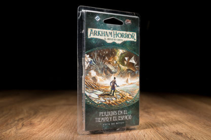 Comprar Arkham Horror LCG | Perdidos en el tiempo y espacio