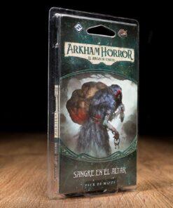 Comprar Arkham Horror LCG | Sangre en el altar