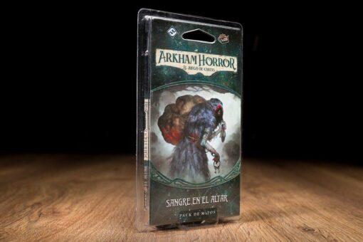 Comprar Arkham Horror LCG   Sangre en el altar