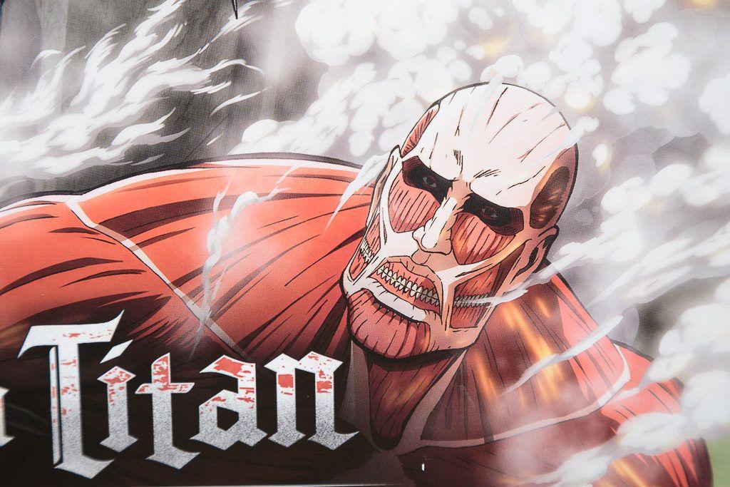 Attack on Titan es uno de los juegos de mesa basados en cómics