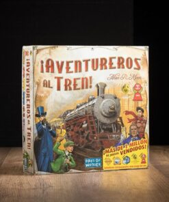 Comprar Aventureros al tren