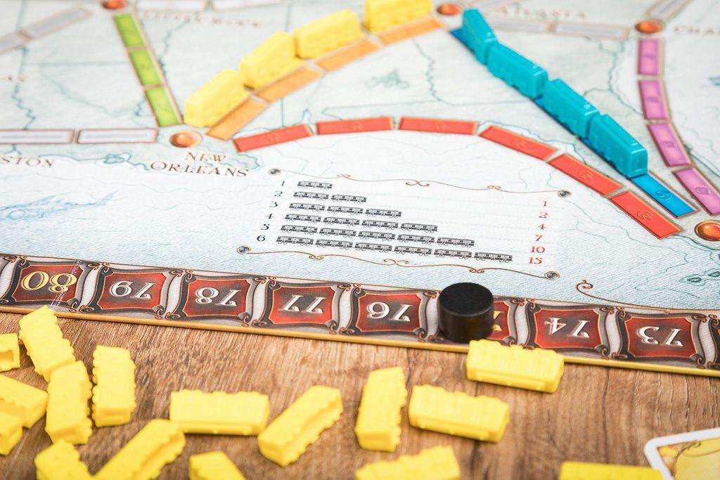 ¡Aventureros al tren!, juegos de mesa para adolescentes