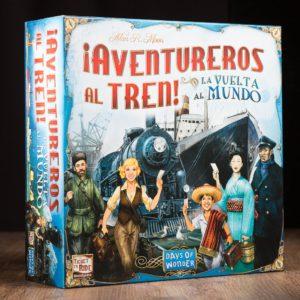 Aventureros al tren La vuelta al mundo 14