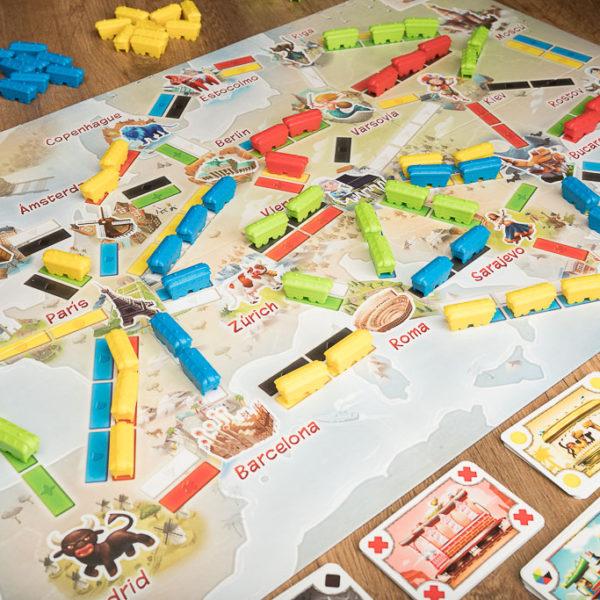Comprar ¡Aventureros al tren! El primer viaje