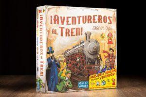 Aventureros al tren, uno de los mejores juegos de mesa sobre viajes