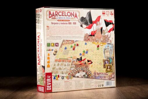 Barcelona La rosa de fuego