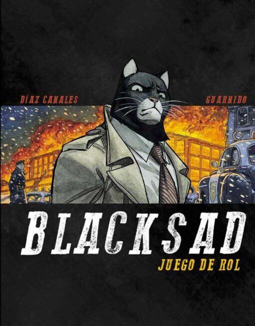 Blacksad juego de rol
