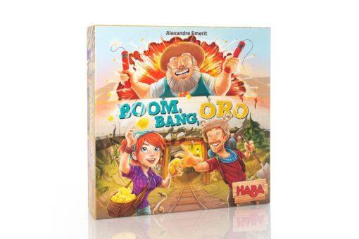 Boom, Bang, Oro juego de mesa Haba