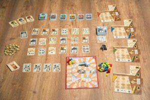 juego para jugones Primera clase Un viaje en el Orient Express