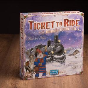 ¡Aventureros al tren! Países Nórdicos