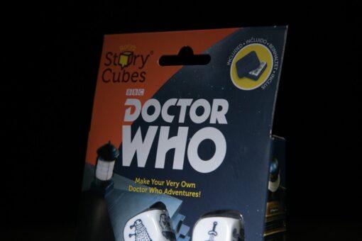 Caja de dados Story cubes Dr. Who