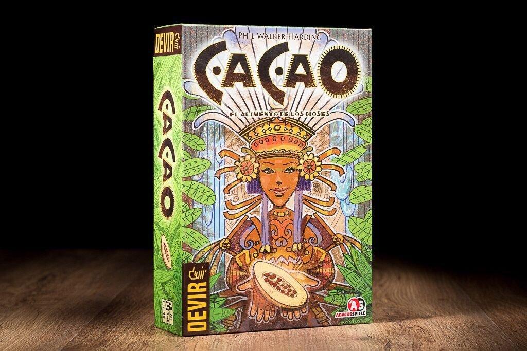Cacao, juegos de mesa sobre mundos exóticos