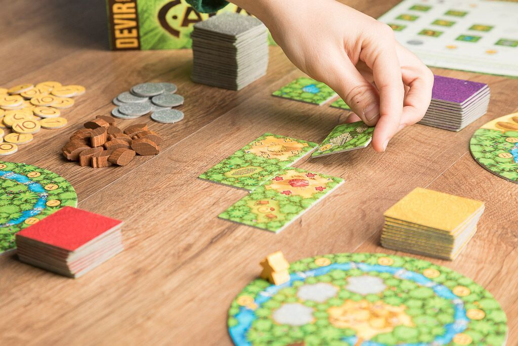 Cacao, uno de los juegos de mesa sobre mundos exóticos más completos