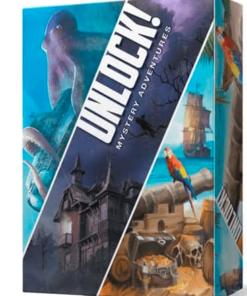 Caja de Unlock! Mystery Adventures