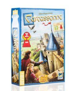 Comprar Carcassonne juego de mesa