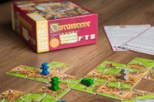 Carcassonne: Constructores y comerciantes, el fenómeno Carcassonne